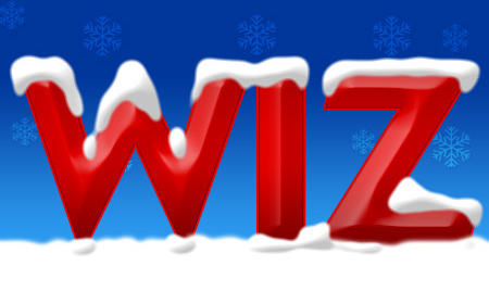 Snow-on-text in 60 Beautiful Christmas Photoshop Tutorials