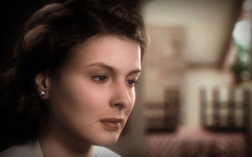 Ingrid Bergman in The Ultimate Collection Of Maya 3D Tutorials