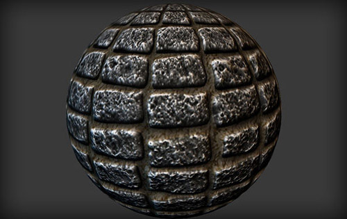 Cobblestone in The Ultimate Collection Of Maya 3D Tutorials
