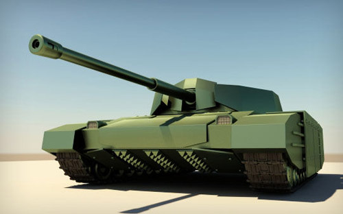 Tank in The Ultimate Collection Of Maya 3D Tutorials