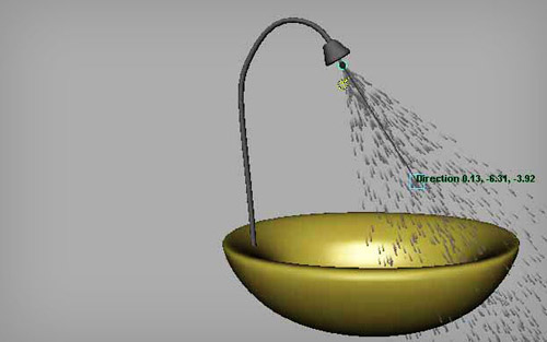 Water in The Ultimate Collection Of Maya 3D Tutorials