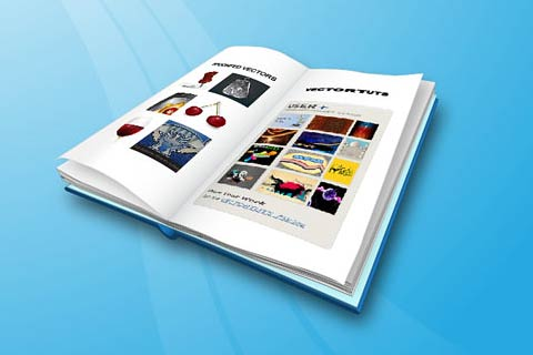 3dbook in 50 Excellent 3D Adobe Illustrator Tutorials