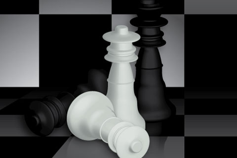 3dchess in 50 Excellent 3D Adobe Illustrator Tutorials