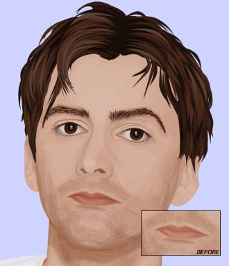 Face in Adobe Illustrator Tutorials - Best Of