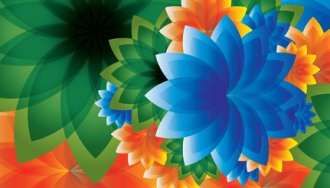 Flower2 in Adobe Illustrator Tutorials - Best Of