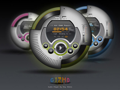 Gadget Ps 19 in 60 Excellent Gadget Photoshop and Illustrator   Tutorials