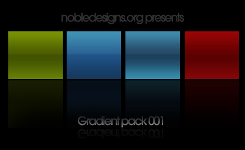 Gradients by Kip by Kip0130 Awesome collection of Layer Styles for Photoshop