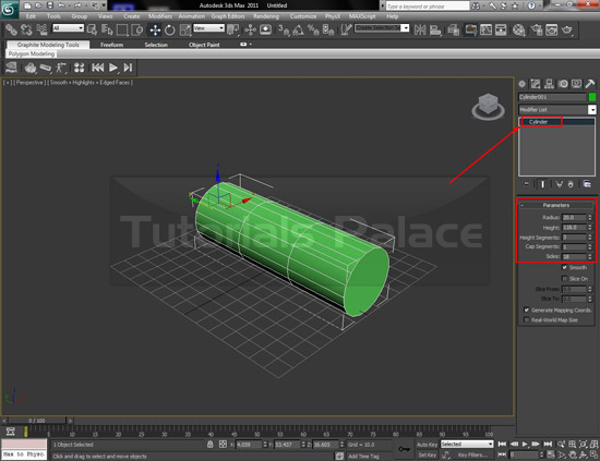 tooth paste 1 How to Make Tooth Paste in 3D Max