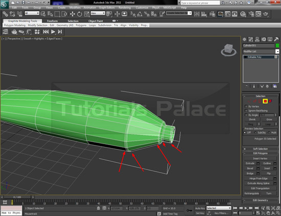 tooth paste 10 How to Make Tooth Paste in 3D Max