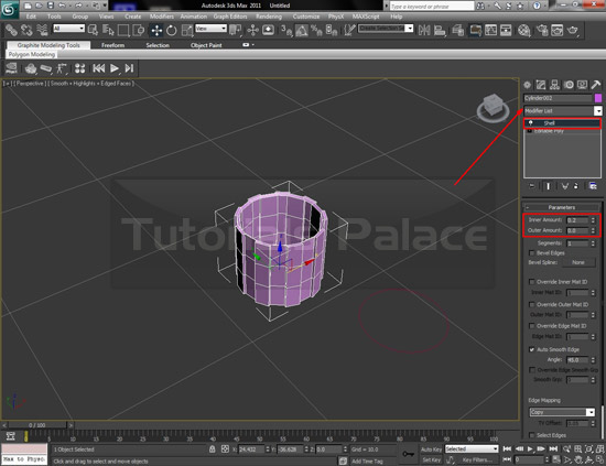 tooth paste 38 How to Make Tooth Paste in 3D Max