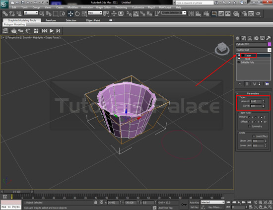 tooth paste 39 How to Make Tooth Paste in 3D Max
