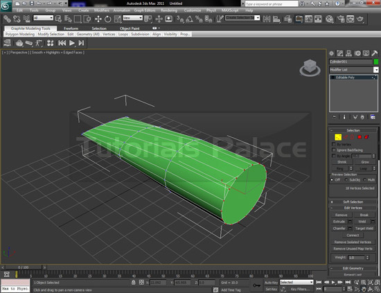 tooth paste 4 How to Make Tooth Paste in 3D Max