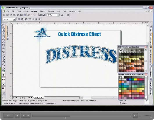 impressive corel draw tuts2811 25 Impressive Corel Draw Tutorials and Tips