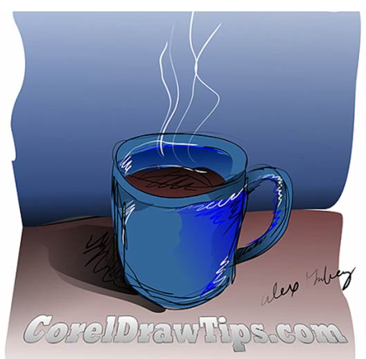 impressive corel draw tuts3117 25 Impressive Corel Draw Tutorials and Tips