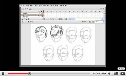 Animations and Drawing Tutorials