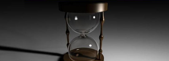 Modeling an Hourglass