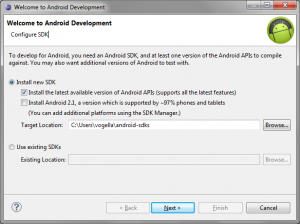 Learn how to install Android SDK